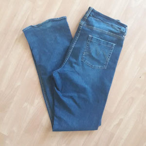New York & Company Curvy Bootcut Jeans